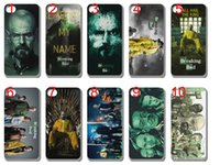 bad touch - new breaking bad plastic case hard cover for iphone s s c s plus ipod touch