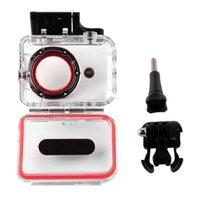 Wholesale 1pcs M Underwater Diving Sports Waterproof Case Box For Xiaomi Yi Camera Hot Worlwide