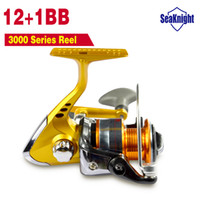 big game spinning reel - SeaKnight Big Game SPINNING FISHING REEL SERIES Trolling Saltwater Carp Fishing Reels Ball Barings