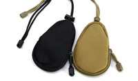 Wholesale Mini Outdoor Carrying Bag Portable Key Change Coin Purse Wallet Pouch Travel Key Pouch Travel EDC Tool Kits