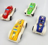 Wholesale New Baby Gifts Classic Pull Back Mini Cars Racing Car Truck Figure Best Christmas Gifts Kids Favorite Toy