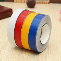 auto striping tape - High Quality Colorful Meters Car Auto Fluorescent Reflective Vinyl Tape Striping Decals Universal Cars Motorcycle Stickers