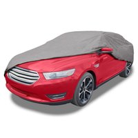 Wholesale Car Cover Fits Sedans up to inches B Polypropylene Gray