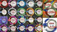 silicone beads - Mix Size S M L XL Mix Colors LOKAI beads bracelet seaside memorial Silicone bracelet with Tags
