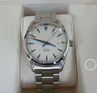 aqua ovals - top quality Luxury Aqua Terra White Dial Circa mes watch