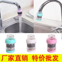 Wholesale Stone magnetizing water purifier household kitchen bathroom faucet tap water filter water filter
