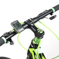 bicycle computer cadence - LIXADA in Cycling Computer Wireless Bike Odometer Speedometer LCD Display Bicycle Computer With Cadence Heart Rate Monitor