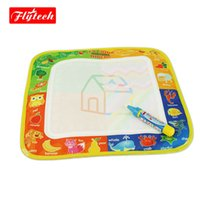 aqua play - x29 cm Aqua Doodle Drawing Toys Painting Mat With One Magic Pen Child s drawing board drawing mat Baby Play Mat Doodle Mat