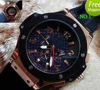 automatic movement popular - Luxury Big popular mechanical movement Deluxe multi function luxury automatic mens Bang watch watches h16