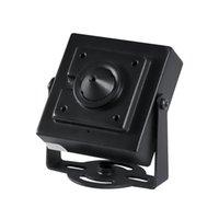 audio control cctv - Sunell E4AF Micro mm Lens Mini IP MP Square Video Audio Alarm P2P Cam CCTV Surveillance Camera Support IOS Android Control