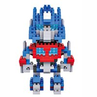 Wholesale Diamond Building Blocks Set LOZ Monsters Hero Figures Toys Education Toys Best Gift for Children