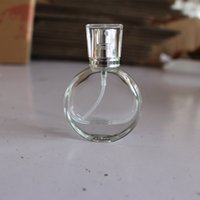 Wholesale Brand New special crystal perfume glass bottle for men women piece drop shipping