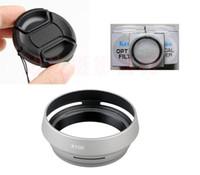 Wholesale In1 Fujifilm Camera Fuji FinePix x100 x100s x100t Lens Adapter Lens Hood mm UV Filter Lens Cap