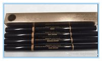 Wholesale Ana Gold box Brow DEFINER Makeup Skinny Brow Pencil DOuble ended with eyebrow brush Color