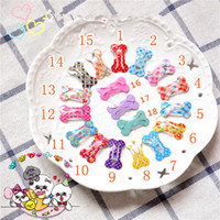 bb bone - New Dogs hairpin Pet accessories Pet Grooming combs small hairpin small bones BB clip cm