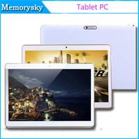 Acheter 8gb pc-10.6 pouces Android 5.1.1 Quad-Core tablet pc 1G ROM 8G RAM IPS Écran caméras double capteur de gravité support de microphone à chaud