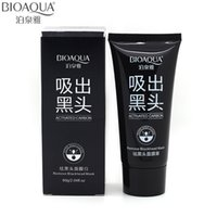 Wholesale 2016 Brand Skin Care BIOAQUA Facial Blackhead Remover Deep Cleaner Mask Pilaten Suction Anti Acne Treatments Black Head Mask g