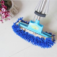 Wholesale 1pcs Microfiber Multifunction reusable Floor Dust Cleaning Slippers Mop Wipe Shoes Wigs House Home Cloth Clean Shoe Covers Mophead Tools