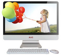 3d pc camera - 18 quot LED All in one PC Intel Celeron Wireless Fashion Design Ultra thin First class Wide Screen HD Desktop Computer Front Camera