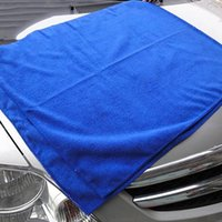 Wholesale 30cm cm Microfiber car cleaning cloth wash towel products dust tools car washer car care