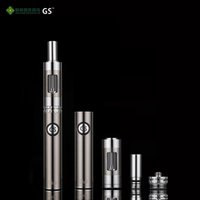 battery charge control - DHL Free Original GS G3 Ego Starter Kit With mAh Bottom Double Charging Ports Battery ml Airflow Control Atomizer Gift Box