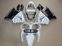 Wholesale Motorcycle Fairings Bodywork Racing Bike Fairings ABS Plastics Aftermarket Motorcycle Fairings For Kawasaki ZX R White Black