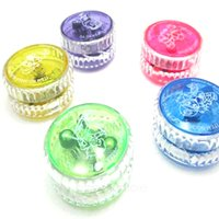 Wholesale Details about Flashing LED Glow Light Up YOYO Party Colorful Yo Yo Toys For Kids Boy Toys Gift