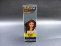 Wholesale 20X faster Hair regrowth serum FEG Fast Hair Growth liquid for anti hair loss treatment thickening dense hair care