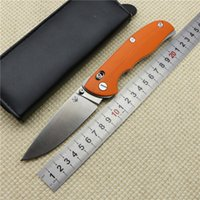 Wholesale Shirogorov tabargan folding knife D2 blade G10 handle axis outdoors Survival camp hunt Tactical pocket knife knives EDC tools