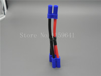 Wholesale 50 pieces a The high quality EC5 Parallel charger cable Lipo Battery Connect Cable for RC Power Supplyshipped by Fedex