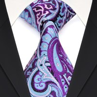 Cheap Neck Tie mens ties Best Blue Fashion Wholesale