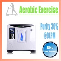 Wholesale Purity at LPM Oxygen Concentrator for Home or Gym Aerobic Exercises