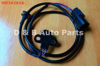 Wholesale 1pc Crankshaft Position Sensors MD342826 MD330891 J5T25871 For Mitsubishi Pajero