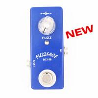Wholesale Mini FUZZ FACE Guitar Effect Pedal