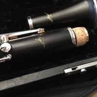Wholesale Selmer Paris SIGNATURE Silverplated A Clarinet Artist Setup New Case Superb MINT