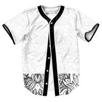 Wholesale Jersey short sleeve overshirt d shirts Streetwear Hip Hop with Single Breasted baseball shirt MEN summer style