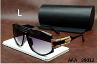 big leopard sunglasses - Brand Sunglasses New Fashion caza L Brand Designer Luxury Square Big Frame Sunglasses Men Women Sunglasses Leopard Oversize Caz Logo CZ99012