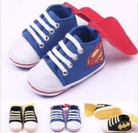 baby departments - Superman before the Department with a soft bottom baby shoes baby slip shoes baby shoes years old HJIA947