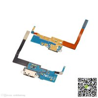 Wholesale Cellphone Repalcement parts For Samsung Galaxy Note3 N900T charger charging connector usb dock port plug flex cable ribbon N900AFlexCable