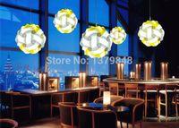 Wholesale 25CM DIY Modern Pendant Ball novel iq lamp puzzle pendants