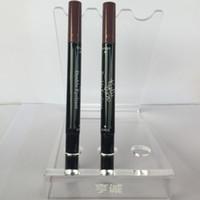 Wholesale ePacket free Kylie Liquid Eyeliner Waterproof Kylie Jenner double eyeliner Kylie liquid eyeliner Brown and Black in gel eyeliner