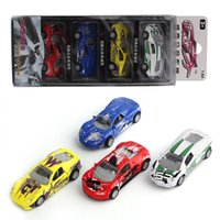 Wholesale High Quality Model Toy Scale LB Free Wheel Sports Car Series Alloy Diecast Model Children Toy Cars set