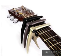 acoustic guitar capos - Alloy Musedo MC Guitar Capo Clips Multifunction Acoustic Guitar Bottom Bracket Capos Folk Guitar Capos Cheap
