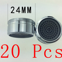 Wholesale 2016 Rushed Real A Saving Of Aucet Bubbler Filter Hippo Mouth Foam Generator Splash Water Bathroom Faucet Accessories