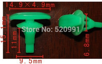 auto window seal - Interior Accessories Auto Fastener Clip auto clip fastener for Car doors and Windows sealing strip locator