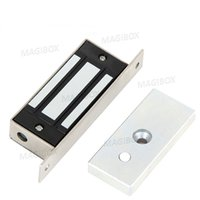 Wholesale Lbs kg V embedded magnetic lock electromagnetic lock cabinet lock door access control