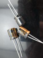Wholesale v33uf Nichicon MUSE KZ uf v Audio Capacitor NEW Hi Fi diy Aluminum electrolytic caps