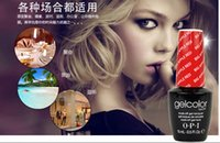 Wholesale New op Nail Gel Lacquer Candy Color Easy Day Enamel Nail Gel Art Decoration Nails Nail Lacquer Nail Art Salon Gel in stock