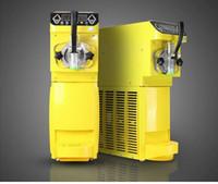 automatic ice cream makers - New Single Head Mini Soft Ice Cream Machine Automatic Ice Cream Maker Digital Display