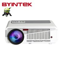 4.2 OS with Wifi acto projector - 2016 BYINTEK Digital Smart Android Projector BL106 Wifi HDMI USB VGA WXGA Video acTo P LCD LED fUll HD beamer proyector